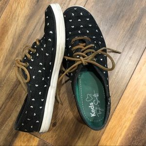 Heart-print Keds by Taylor Swift